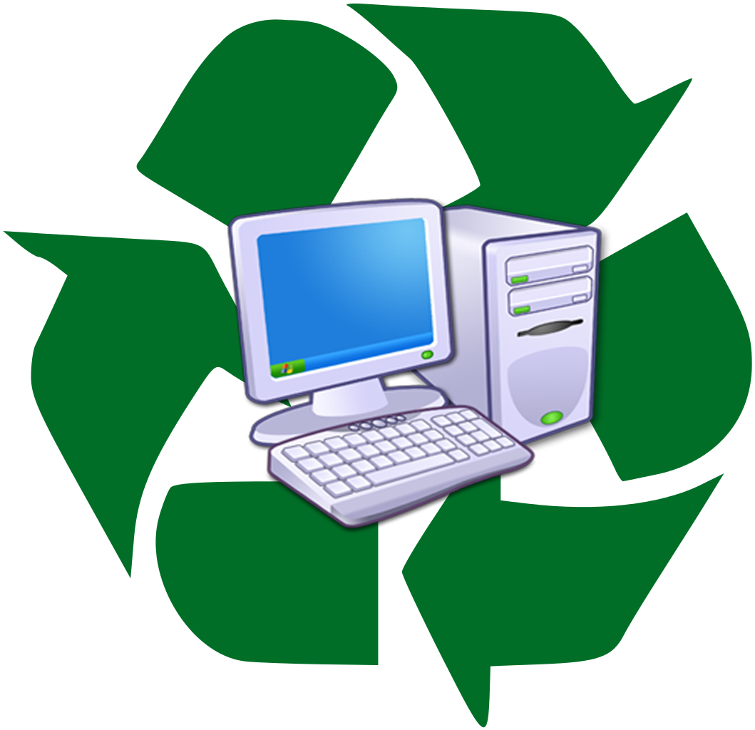 recyclage ordinateurs
